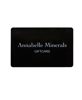 Annabelle Minerals Geschenkkarte