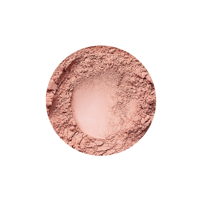 Peachy blusher for brounettes