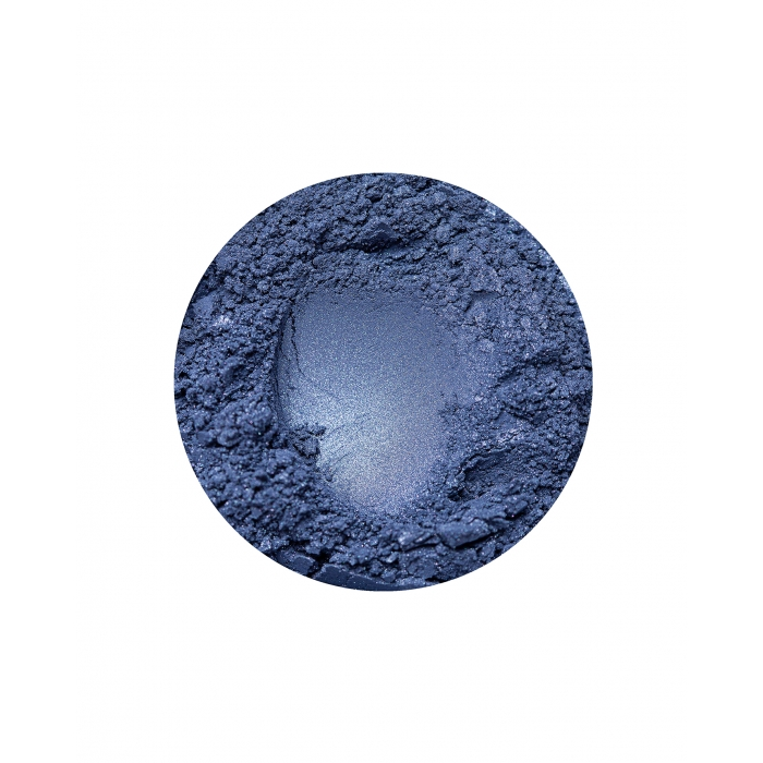 Annabelle Minerals eyeshadow in Blueberry