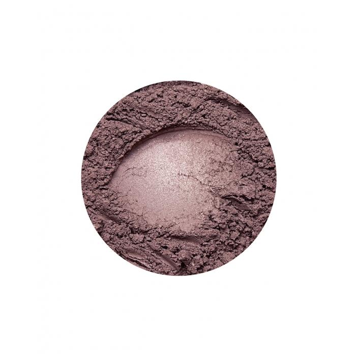 dark brown shimmer eyeshadow in chocolate