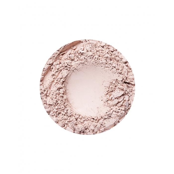 annabellle minerals radiant setting powder in pretty glow