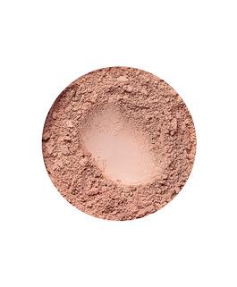 coverage mineral foundation in beige medium for dark skin