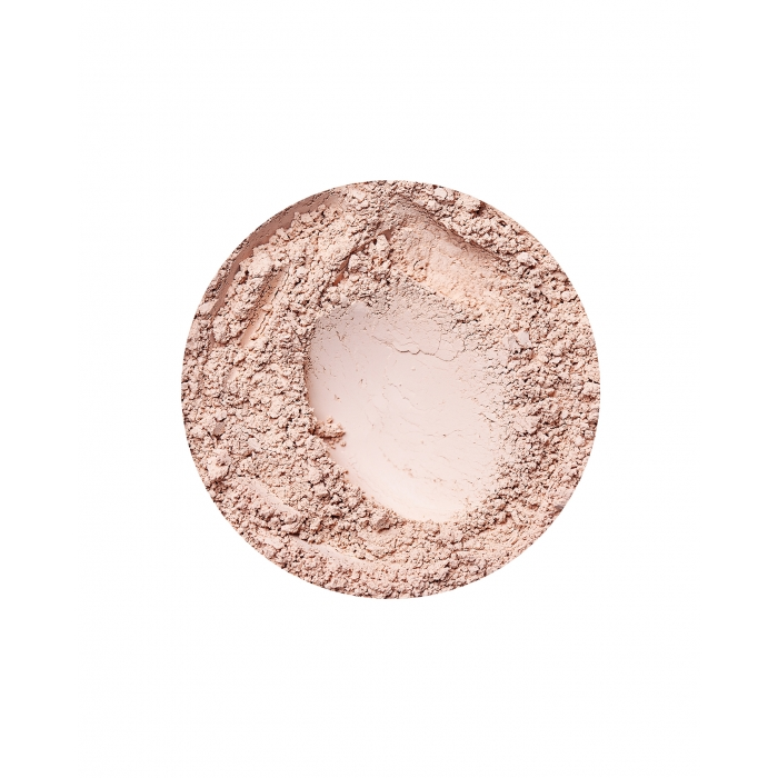 annabelle minerals coverage foundation in natural light