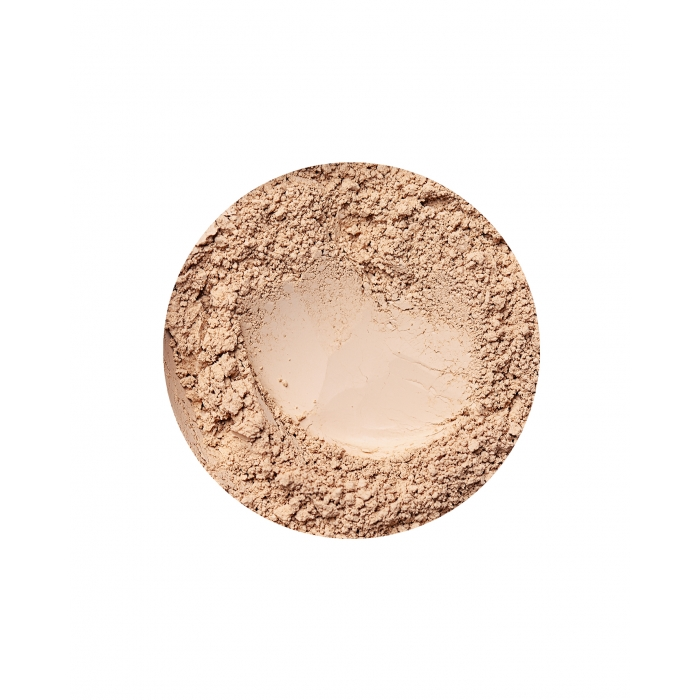 annabelle minerals coverage foundation in golden light