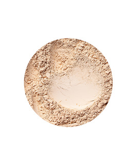 annabelle minerals coverage foundation in sunny light