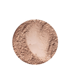 matte mineral foundation in golden dark