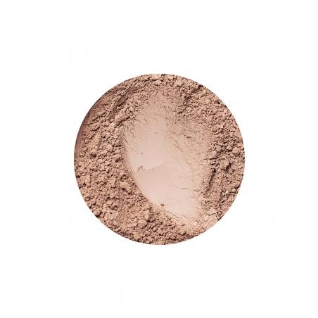 matte mineral foundation in golden dark