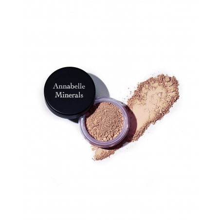 Sample of Annabelle Minerals matte foundation