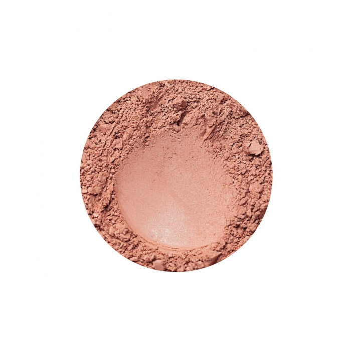 annabelle minerals eyeshadow in cinnamon