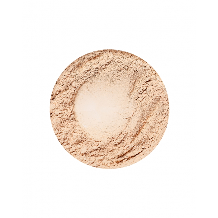 annabelle minerals mineral concealer in sunny light