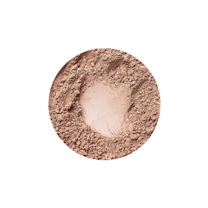 coverage mineral foundation in golden dark for dark skin