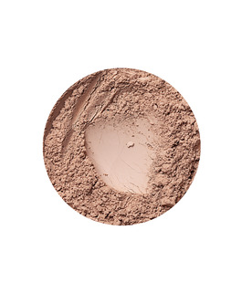 coverage mineral foundation for dark skin in golden medium