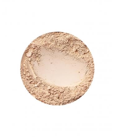 annabelle minerals matte foundation in sunny light