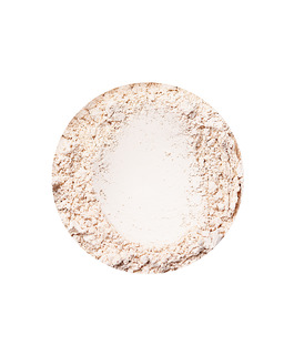 radiant mineral foundation for warm skin type in sunny fairest