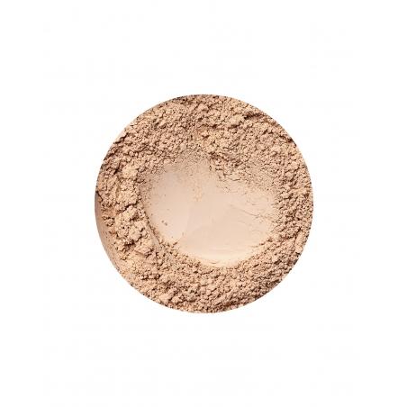 annabelle minerals radiant foundation in golden light
