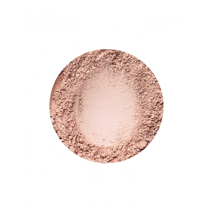 annabelle minerals radiant foundation in natural medium