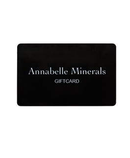 annabelle minerals gift card