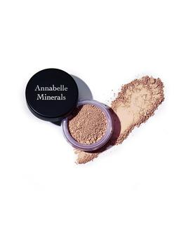 Sample of Annabelle Minerals matte foundation