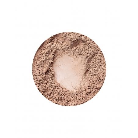 Golden Dark fedő hatású ásványi alapozó sötét bőrre