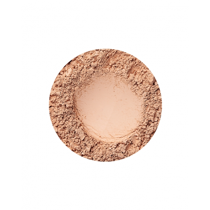 Beige Dark fényes hatású alapozó az Annabelle Mineralstól