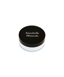 Glass til blanding av mineralsminke fra Annabelle Minerals