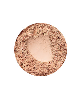 Beige Dark dekkende foundation for mørk hudtone