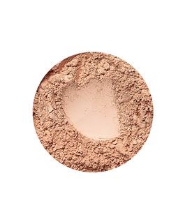 Beige Dark dekkende foundation for mørk hudtone
