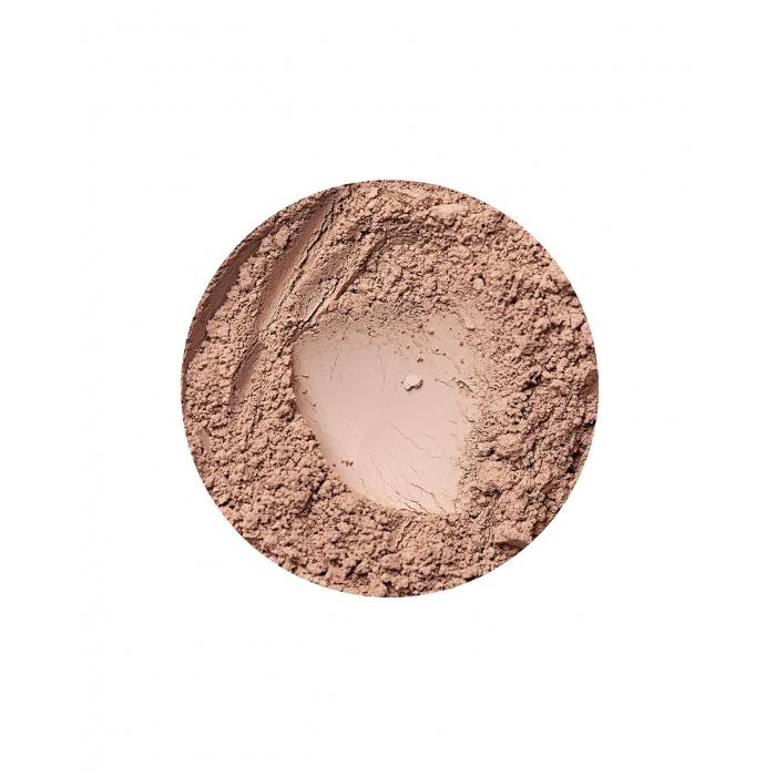 Golden Medium mineral dekkende foundation for mørk hudtone