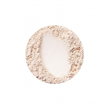 Sunny Cream mineral foundation for fet hud