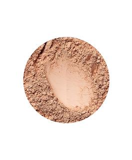 Beige Dark mineral mattende foundation for mørk hudtone