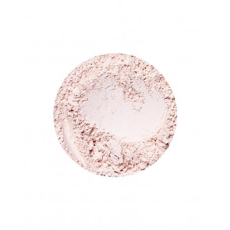 Beige Cream mineral mattende foundation for hvit hudtone