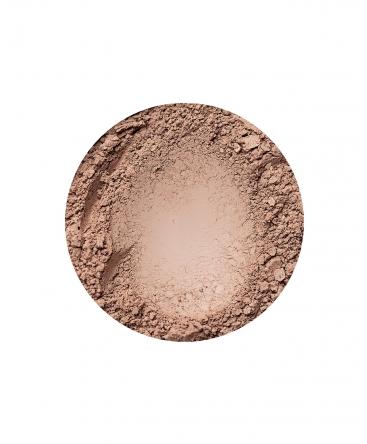 Golden Dark mineral glødende foundation for svært mørk hudtone