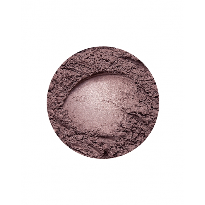 Ciemnobrązowy cień mineralny z drobinkami Chocolate
