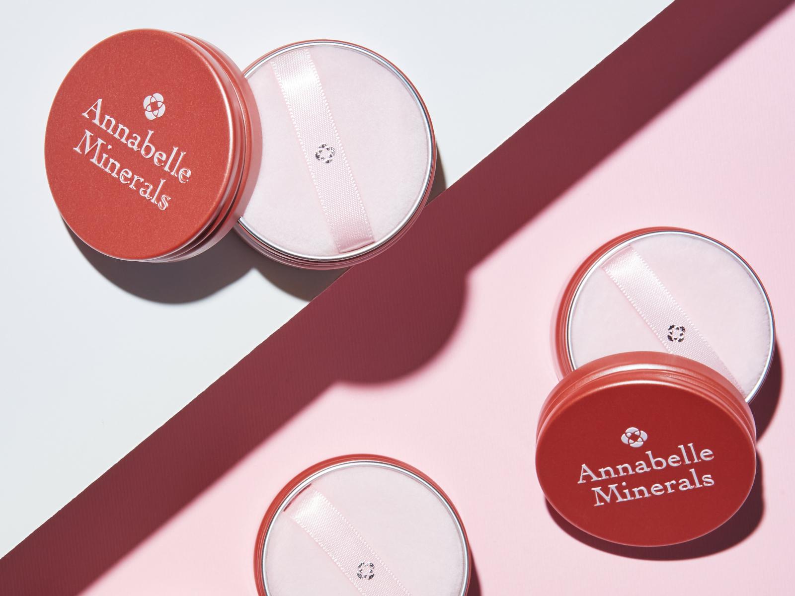 Słoiczek do mieszania odcieni podkładów mineralnych Annabelle Minerals