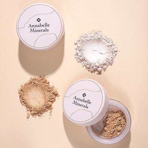 Korektory mineralne Annabelle Minerals