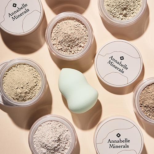 Podkład mineralny kryjacy Annabelle Minerals