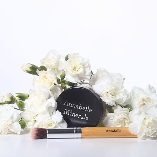 Pędzelek do kosmetyków mineralnych Annabelle Minerals