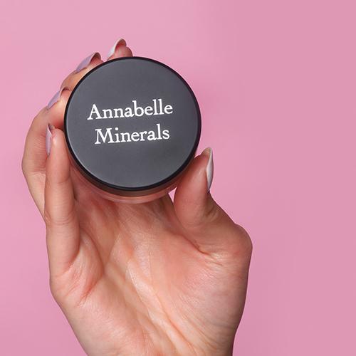 Podkład mineralny rozświetlający Annabelle Minerals