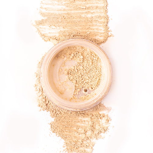 Matujacy puder mineralny
