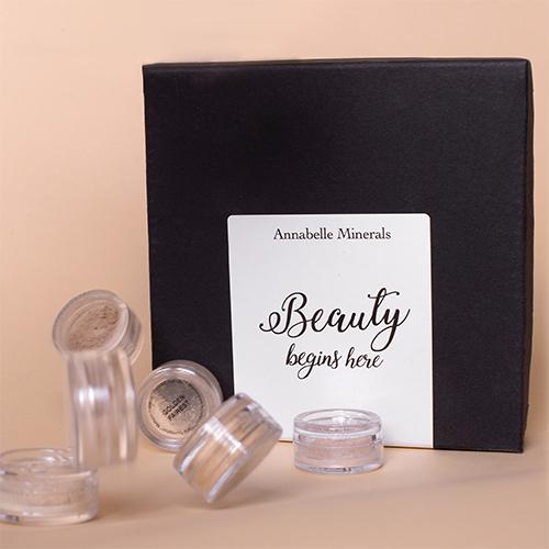 Testery kosmetyków Annabelle Minerals