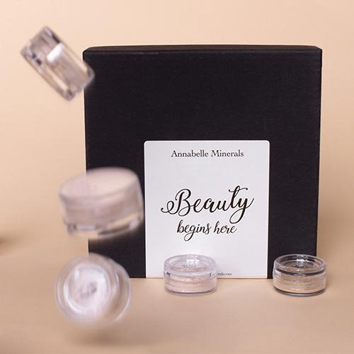 Próbki kosmetyków mineralnych