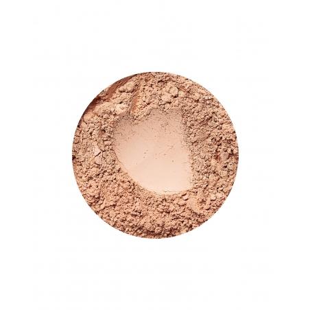 Täckande foundation för väldigt mörk hud Beige Dark