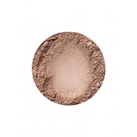 Uppljusande mineralfoundation för mycket mörk hud Golden Dark